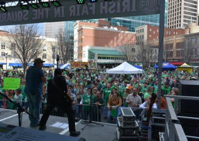 St Patricks Day Live